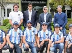 Australia News AAP: Selection Argentina de Polo