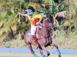 Six Exciting Matches at Palm City Polo