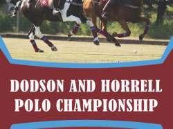 Dodson & Horrell Polo Tournament