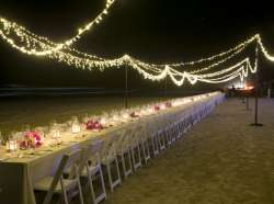 Dinner Under The Stars - Cable Beach Polo