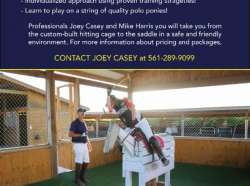 Perfect Your Polo Game at Palm City Polo Club's Polo School